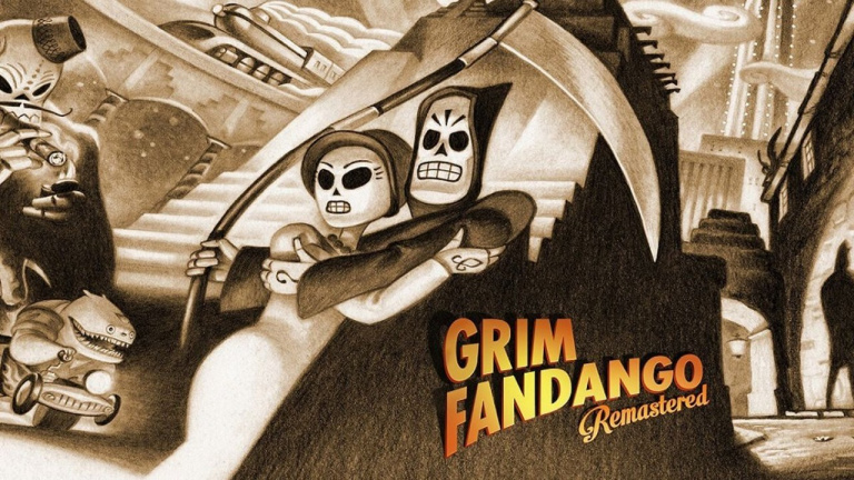 Grim Fandango, Day of the Tentacle et Full Throttle vont sortir sur Xbox One cette année