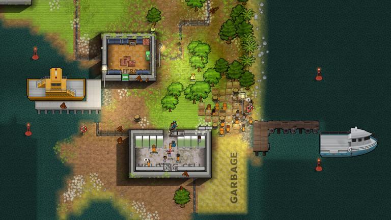 Prison Architect : l'extension Island Bound arrive le 11 juin