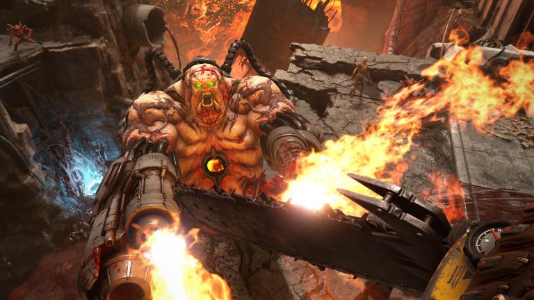 Doom Eternal bombardé d'avis négatifs après l'intégration de l'anti-cheat Denuvo sur PC