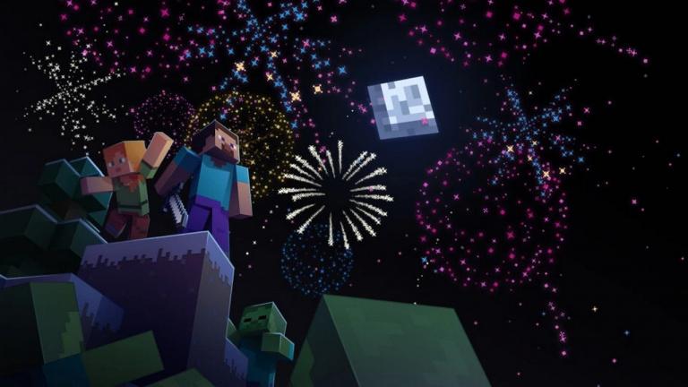 Minecraft : 200 millions de ventes et 126 millions de joueurs mensuels
