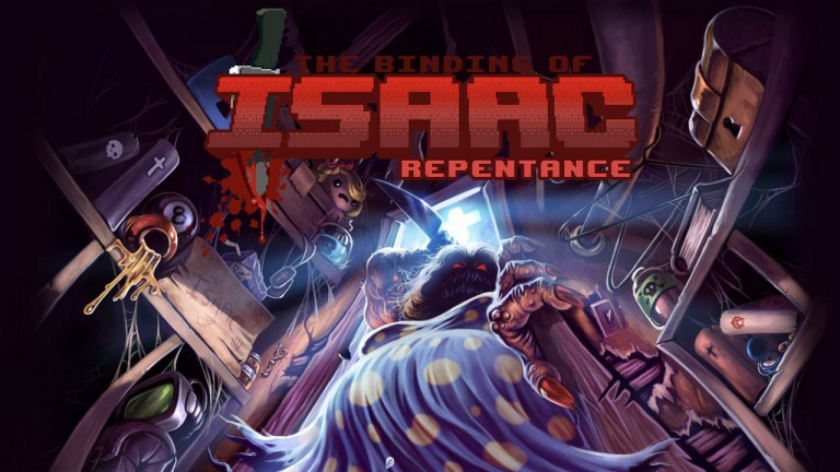 The Binding of Isaac Repentance : Edmund McMillen donne des nouvelles du DLC