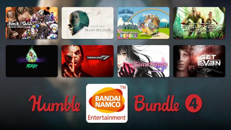 Humble Bundle : Tekken 7 et Tales of Berseria dans un nouveau pack Bandai Namco