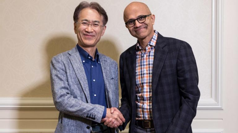 Cloud Gaming - Le partenariat entre Sony et Microsoft se poursuit