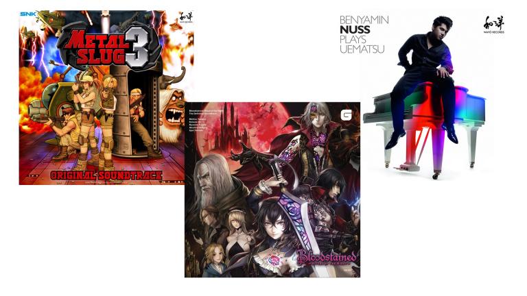 Just for Games dévoile trois nouveaux vinyles