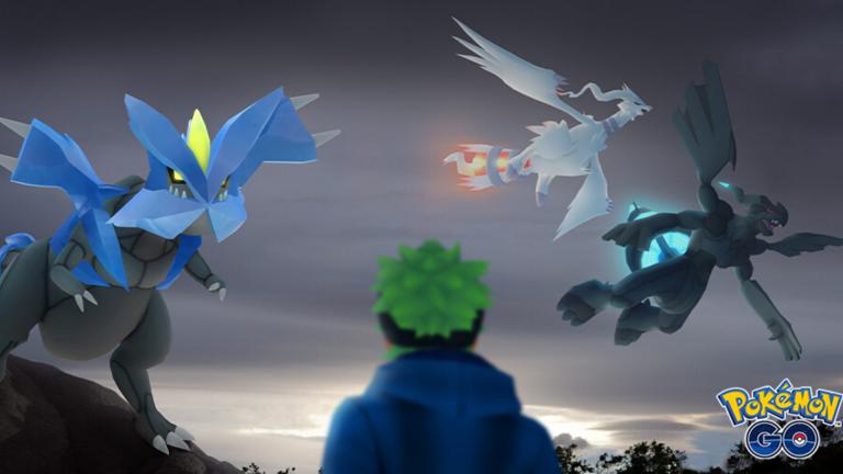 Pokémon Go : Trois nouveaux légendaires arrivent dans les raids cinq étoiles