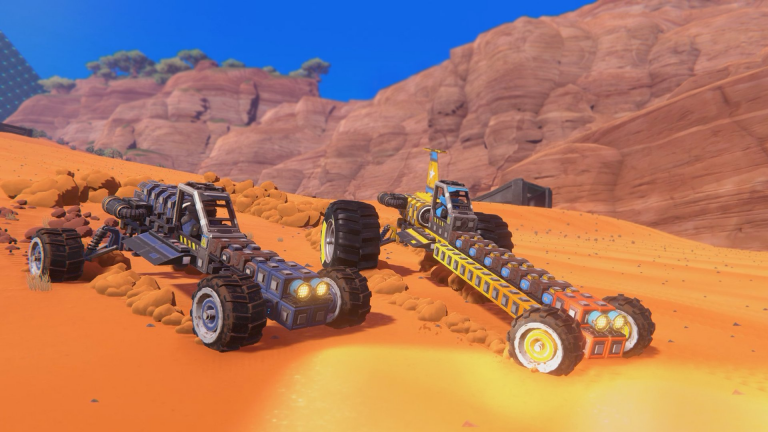 Trailmakers est disponible aujourd'hui sur PlayStation 4