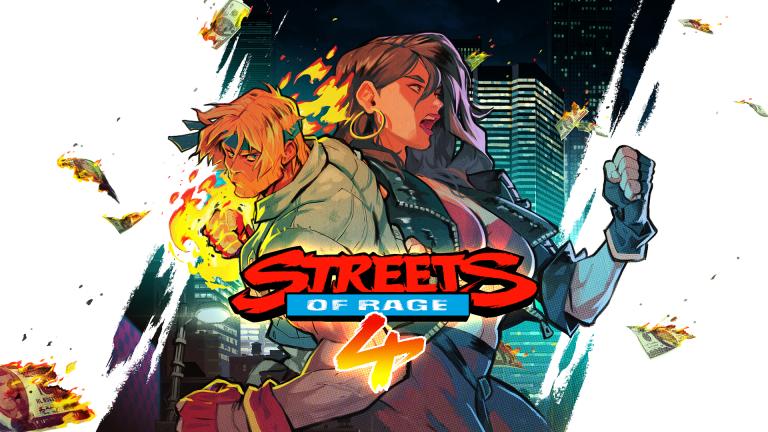 Streets Of Rage 4 se met à jour