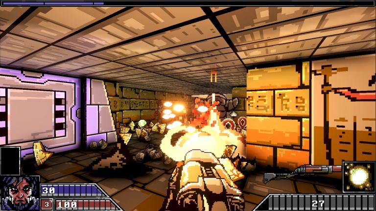 Project Warlock : Le FPS rétro arrivera le mois prochain sur consoles