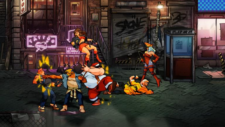 DotEmu (Streets of Rage 4) a trois projets non annoncés en préparation