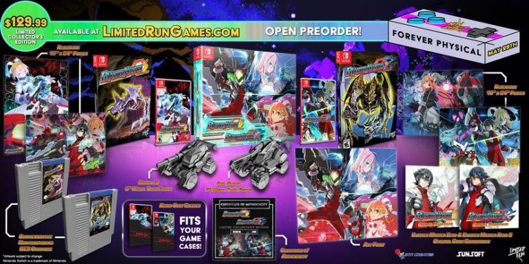 Blaster Master Zero et Blaster Master Zero 2 paraîtront sur PS4 fin juin avec des éditions physiques