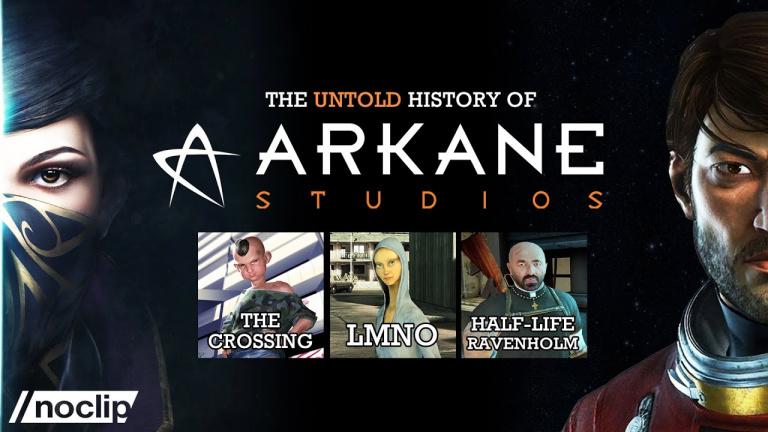 NoClip revient sur les projets annulés d'Arkane Studios (Half-Life Ravenholm, LMNO, The Crossing)
