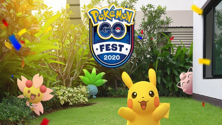 L'édition 2020 dévoile ses dates et son format — Pokémon Go Fest