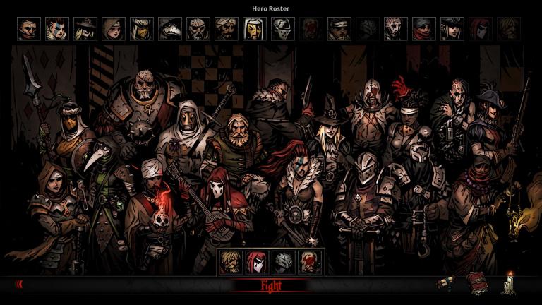 Darkest Dungeon : le DLC gratuit Butcher's Circus arrive aujourd'hui sur Steam