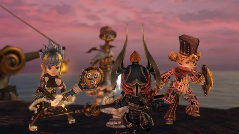 Final Fantasy Crystal Chronicles Remastered se lancera finalement le 27 août au Japon
