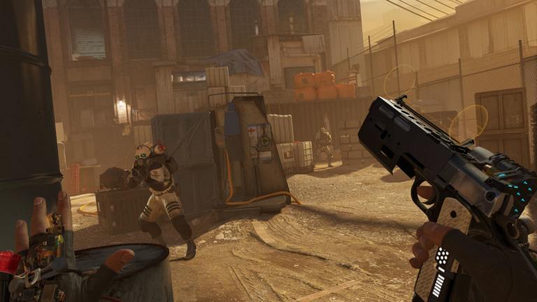 Half-Life : Alyx - Un impressionnant rendu des alcools a fait son apparition