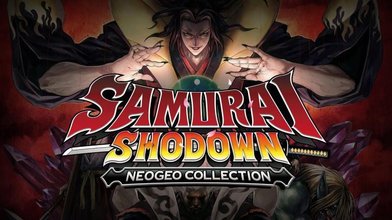 Samurai Shodown NeoGeo Collection : Pix'n Love dévoile une édition collector