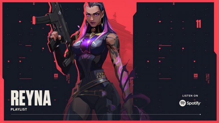 Valorant : Riot Games donne un premier aperçu du 11e agent, Reyna