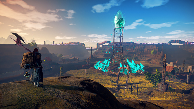 Outward : le DLC Les Soroboréens prend date