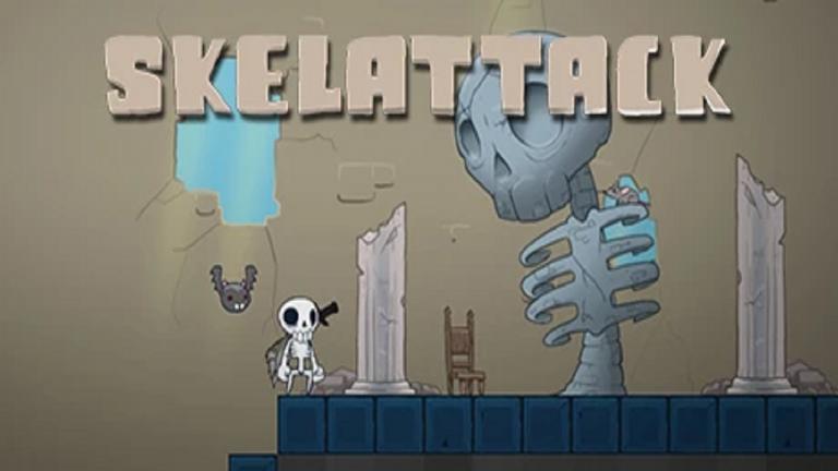 Skelattack : les 4 trophées de votre squelette enchanté