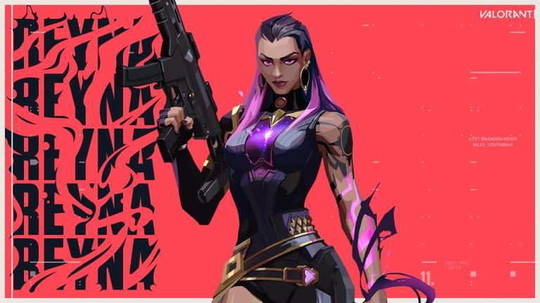 Valorant : Reyna, notre guide complet du nouveau personnage