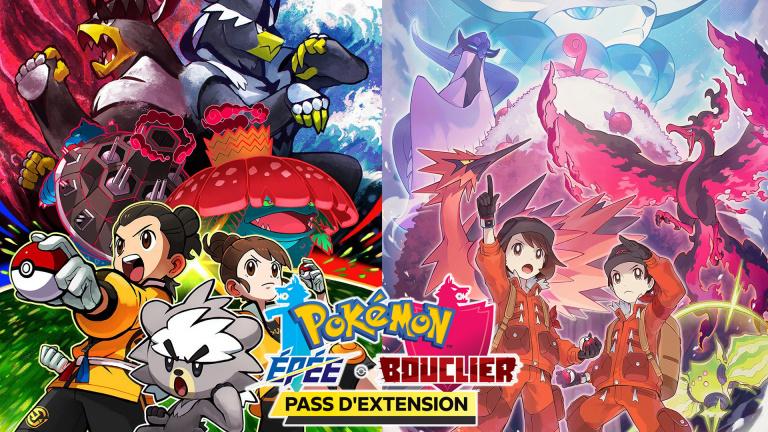 Pokémon Épée / Bouclier, DLC Isolarmure et Couronneige : tous les Pokémon disponibles dans le pass d'extension, notre guide