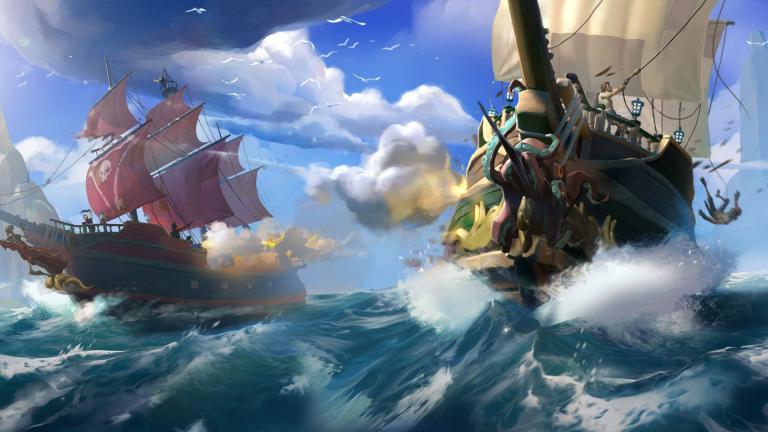 Sea of Thieves : L'événement Twitch Drops est de retour