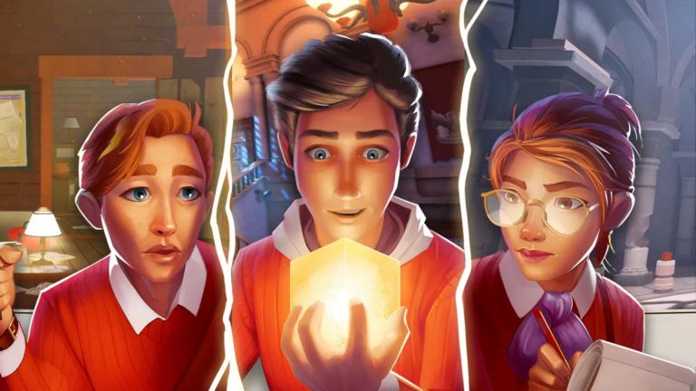 The Academy : Un titre inspiré du Professeur Layton et Harry Potter en approche