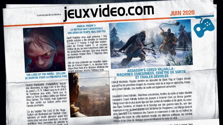 Les infos qu'il ne fallait pas manquer le 5 juin : Sony, Xbox ONE X, Valorant...