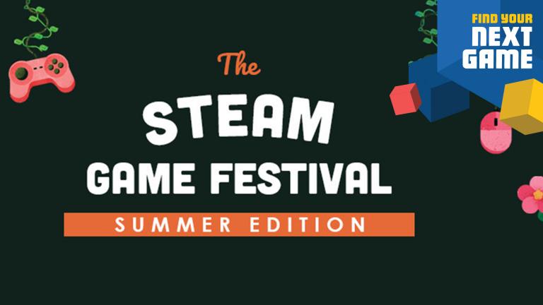 Le Steam Game Festival : Summer Edition est reporté