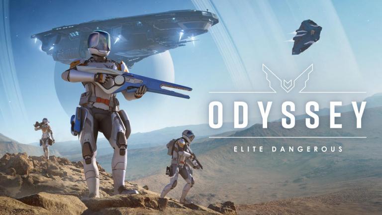 Elite Dangerous : Odyssey - L'extension ne sera pas compatible VR au lancement
