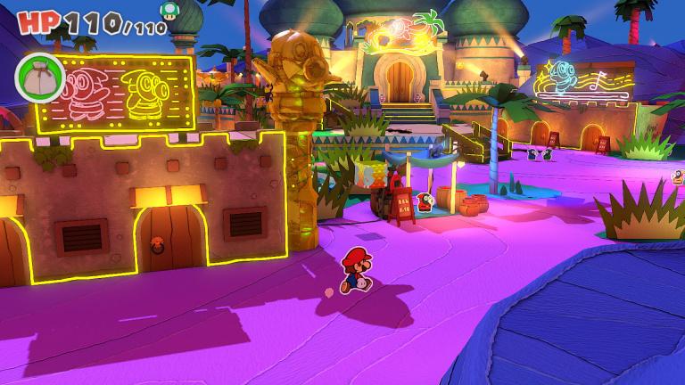 Paper Mario : The Origami King - les précommandes sont lancées