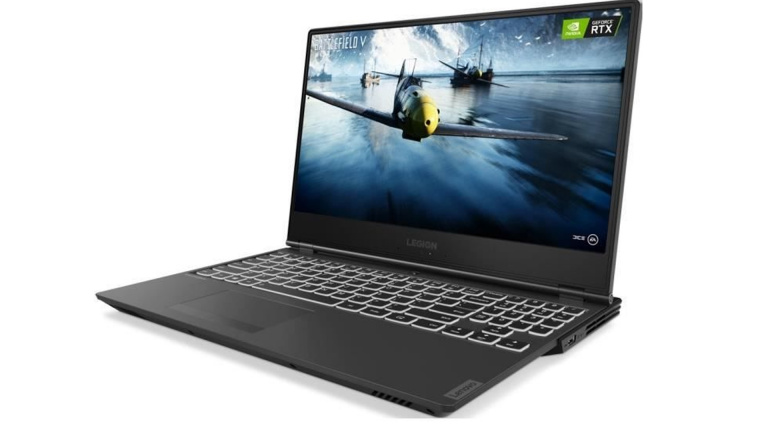 PC portable 15 pouces avec une carte graphique RTX 2060 à 1049,99€