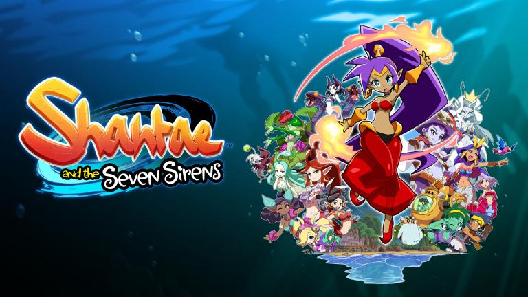 Shantae : 3 millions pour la série de WayForward
