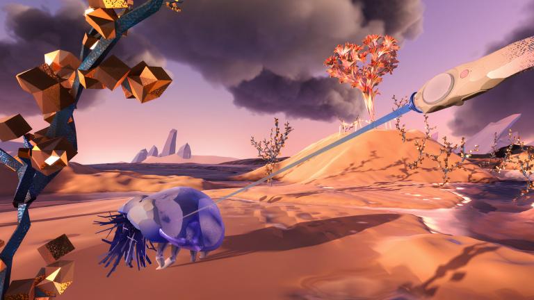 Paper Beast : le jeu d'Éric Chahi s'annonce sur PC pour cet été