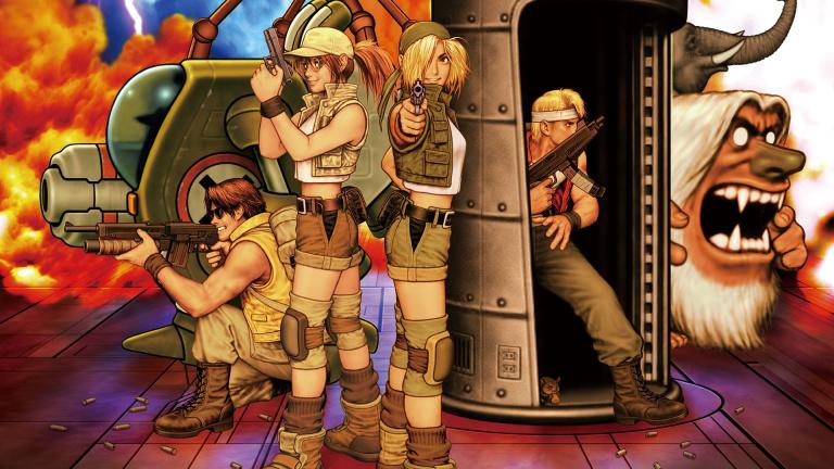 Metal Slug : SNK confirme l'arrivée de nouveaux jeux en 2020