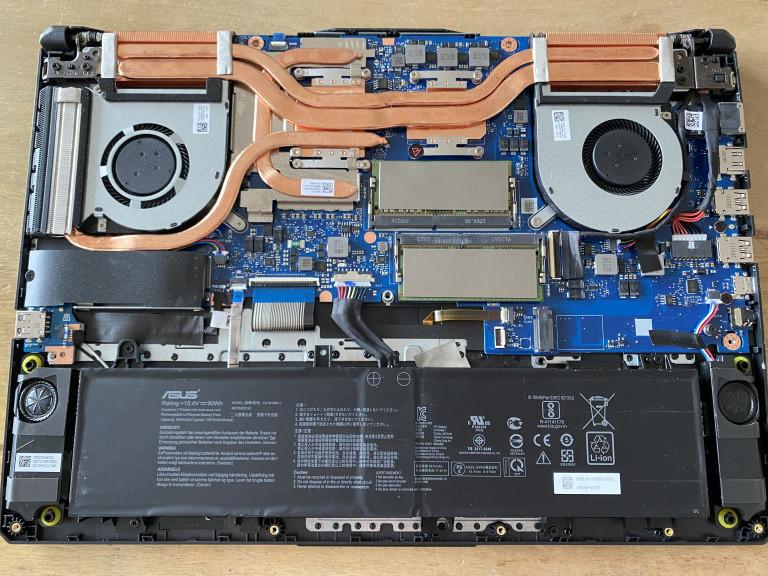 Test du PC portable Asus TUF Gaming A15 : un 15 pouces au bon rapport qualité-prix