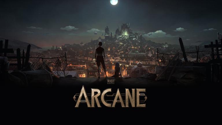 Coronavirus : Arcane, la série animée de Riot, est repoussée en 2021