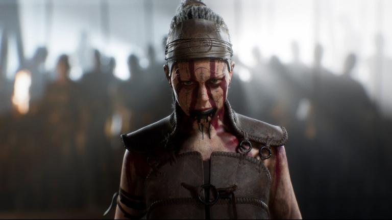 Senua's Saga : Hellblade 2 tournera sous Unreal Engine 5