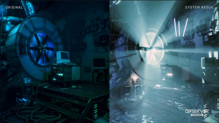 Observer : du gameplay pour la version System Redux sur PS5 et Xbox Series X