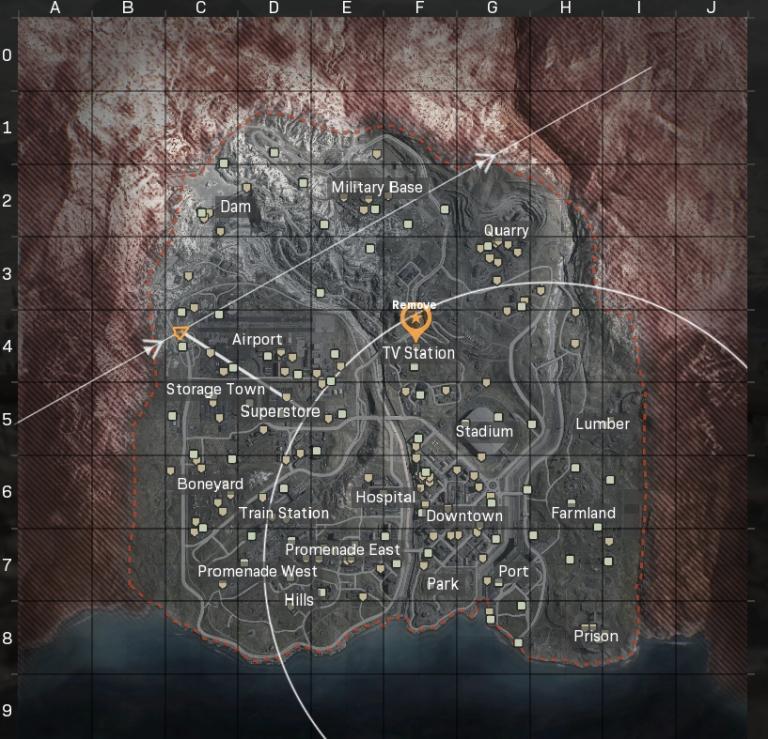 Call of Duty Warzone, saison 4 : Trouver l'emplacement indiqué dans le message envoyé par Ghost, notre guide (mission de renseignement)