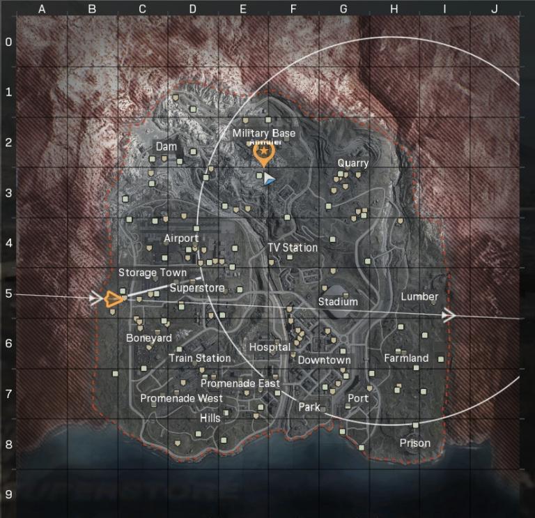 Call of Duty Warzone, saison 4, mission de renseignement : La tour de contrôle de Verdansk a signalé la déconnexion d'un transpondeur, notre guide