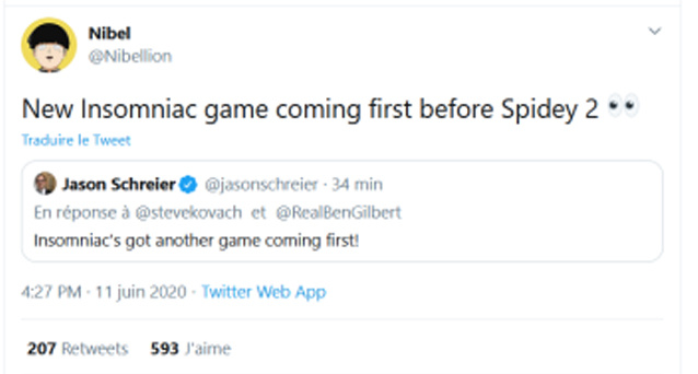 [Rumeur] PS5 : Insomiac Games travaillerait sur un autre projet avant Spider-Man 2