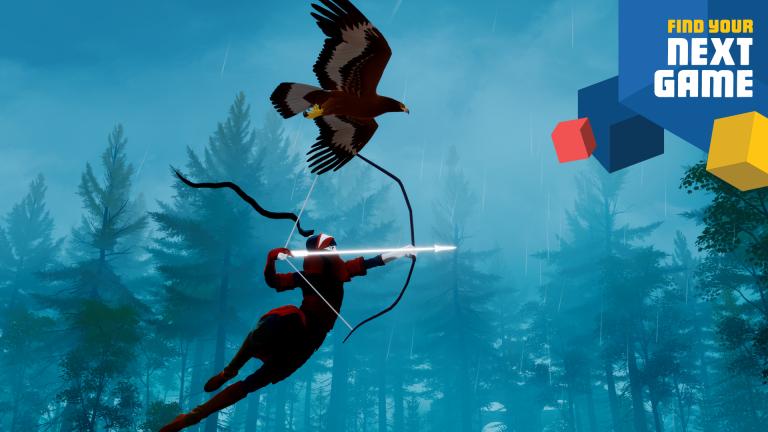 The Pathless : L'aventure atmosphérique sortira également sur PS5