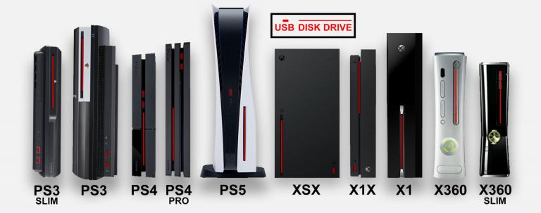 PS5 : Un comparatif de la taille avec d'autres consoles suggéré sur Reddit