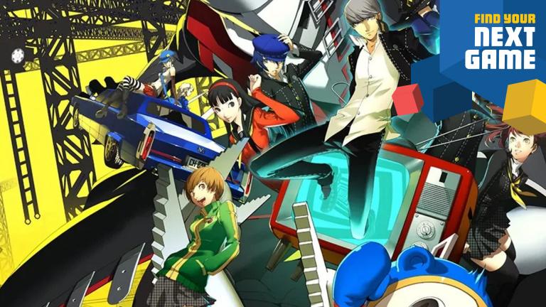 Persona 4 Golden est disponible sur Steam