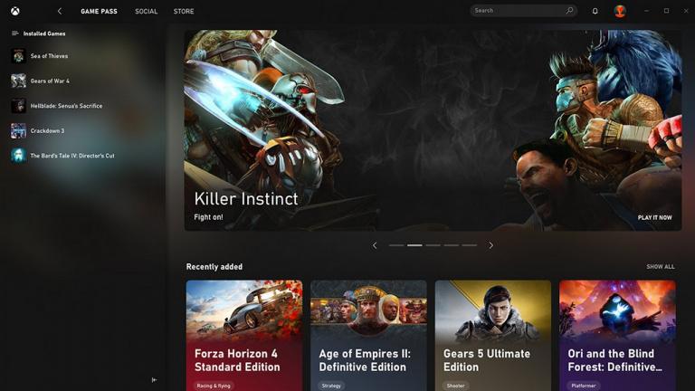 Application Xbox (PC) : intégration des mods et amélioration des performances avec la dernière mise à jour