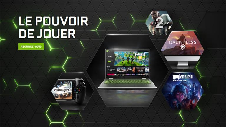 Nvidia GeForce Now désormais compatible avec certains appareils sous Android TV