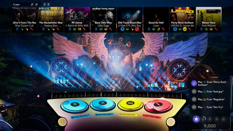 Fuser : quinze nouveaux morceaux annoncés pour le jeu musical d'Harmonix