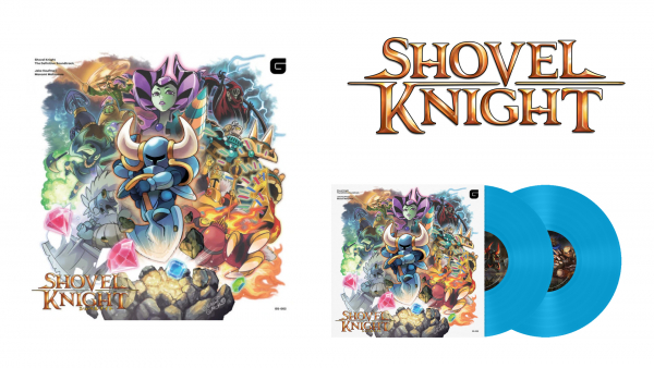 Shovel Knight : La bande originale est disponible en vinyle
