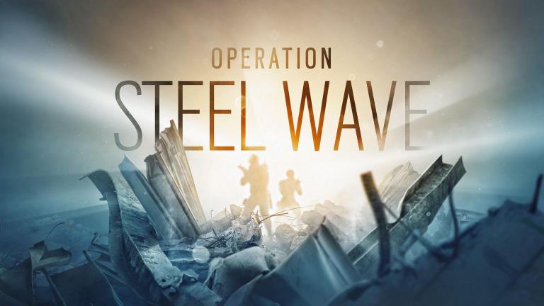 Rainbow Six Siege : l'Opération Steel Wave arrive aujourd'hui